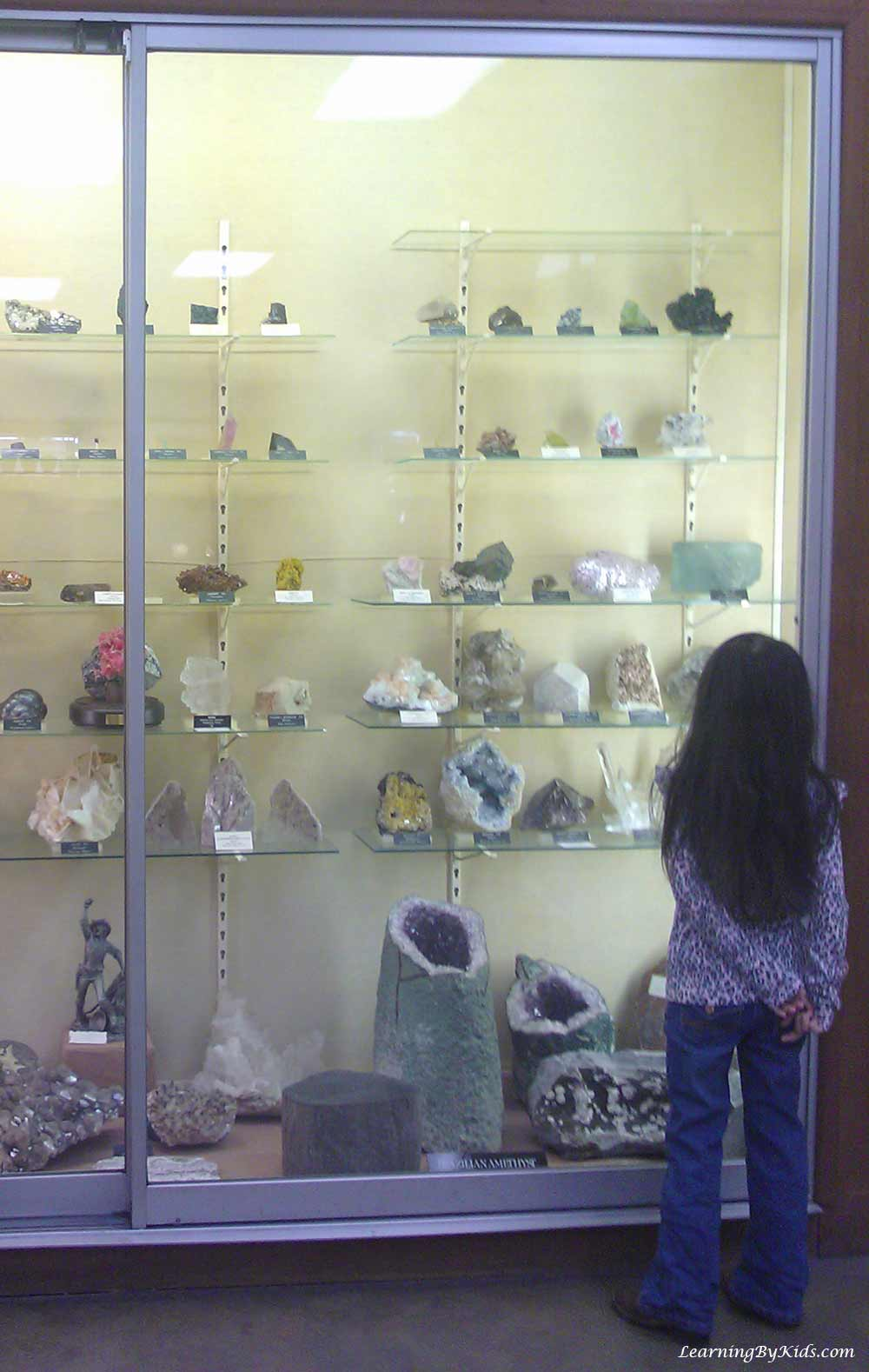Mineral and Gem Society | Learning By Kids | LearningByKids.com