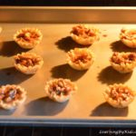 Mini Pecan Phyllo Cups Recipe | Learning By Kids | LearningByKids.com