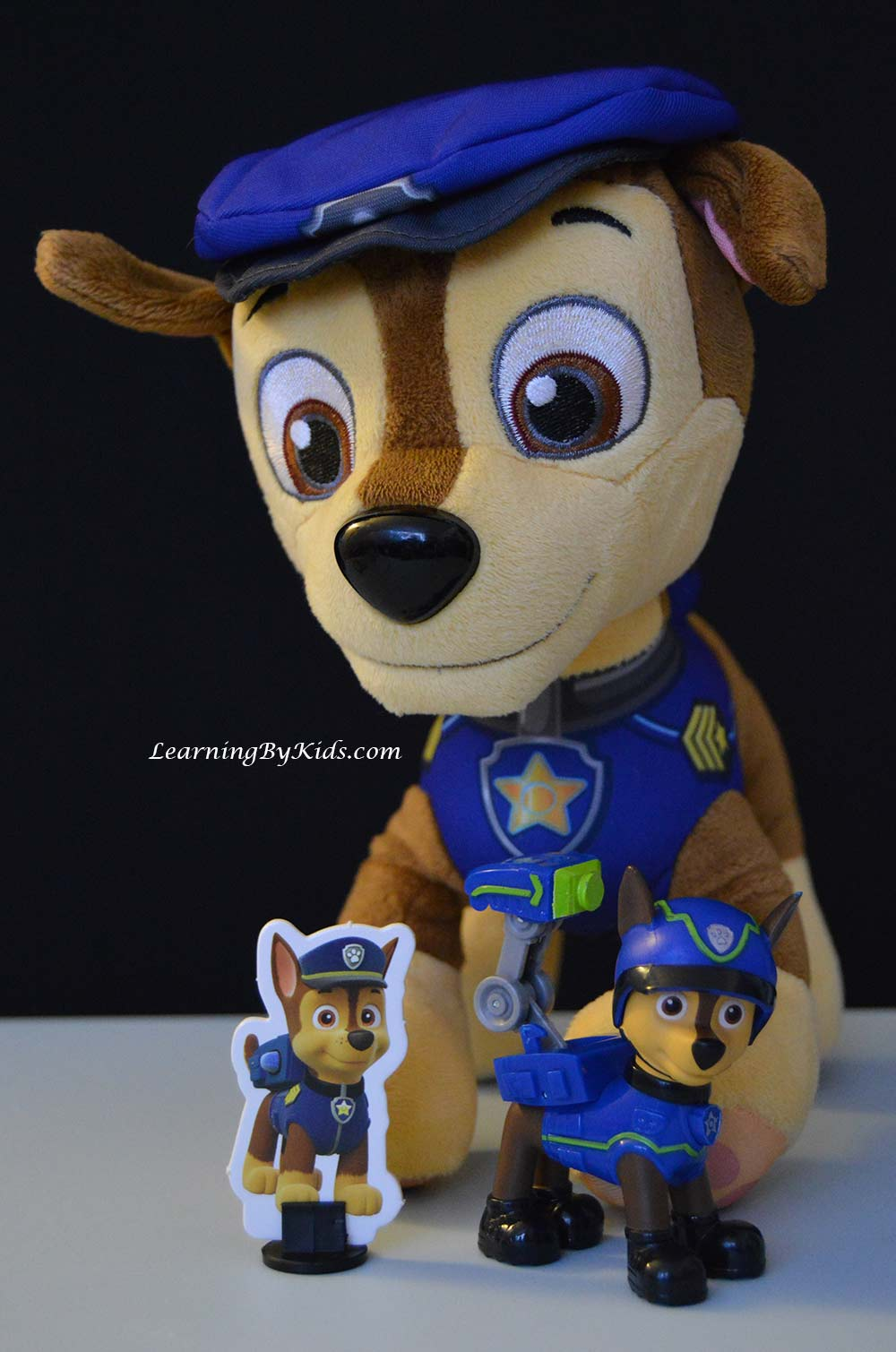 PawPatrolChaseToys---LearningByKids