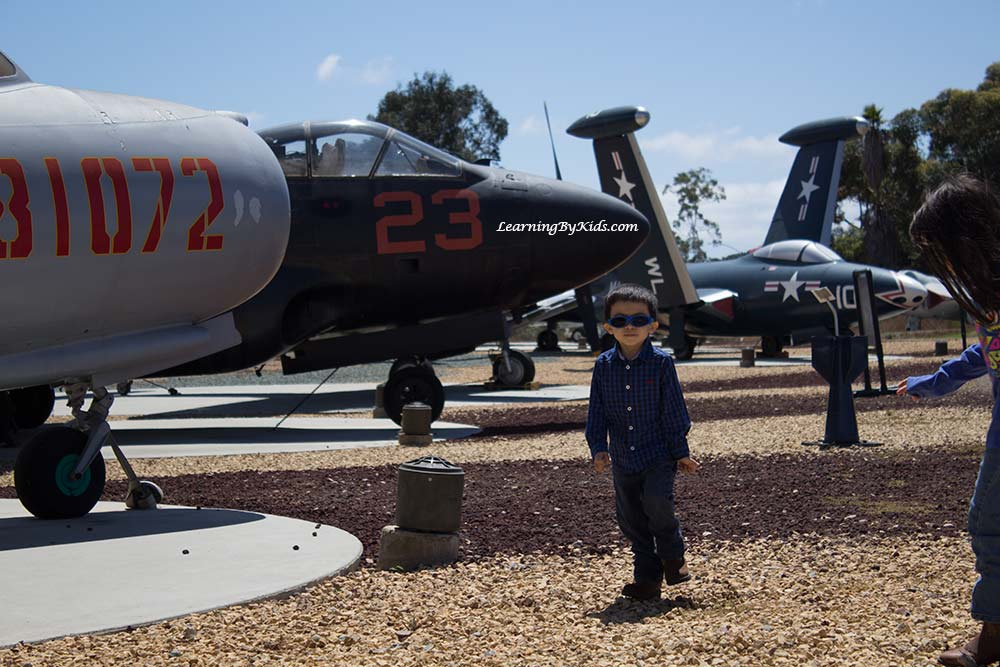 Flying Leatherneck Aviation Museum MCAS Miramar | Learning By Kids | LearningByKids.com