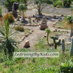 Alta Vista Botanical Gardens Medicine Wheel | Learning By Kids | LearningByKids.com
